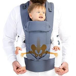 Ergonomic Beco Gemini Baby Carrier