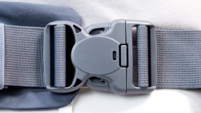 Buckles of Beco Gemini Baby Carrier