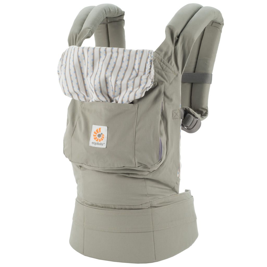 Ergobaby Original Baby Carrier Review With Instructions Photos